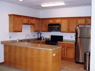Rec Center Kitchen