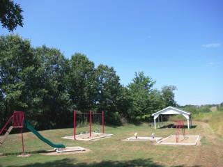 Pavilion & Play Area