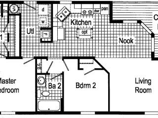 DC407 Floor Plan