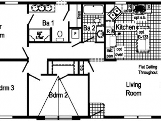 Timberland 783 floorplan